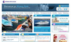 ports de Cannes, Golfe-Juan, Nice et Villefranche-sur-Mer - Riviera Ports