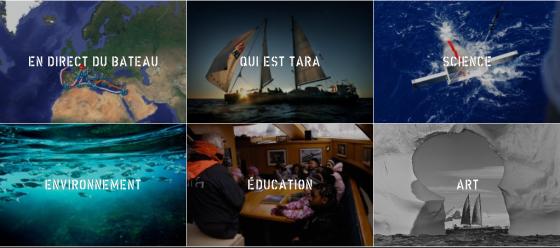 Tara-voilier-planète-expéditions-Science-Environnement-Education-Art-oceans