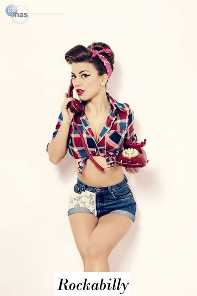 look pinup et rockabilly2