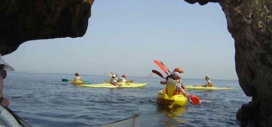 Kayak Nice Côte d'Azur