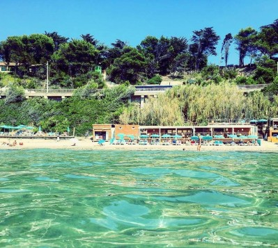 sanary plage doree